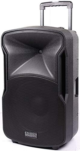Edison Professional ST-3000 Multi-Function Loud Speaker and Pa System ()