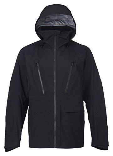 Burton Men's AK 3L Freebird Jacket, True Black, Small