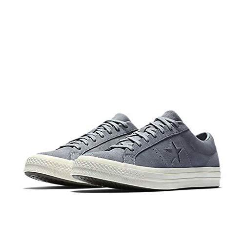 Top One Sneaker Converse Unisex Pro Egret Cool Silver Grey Star Low AOZOXxgw