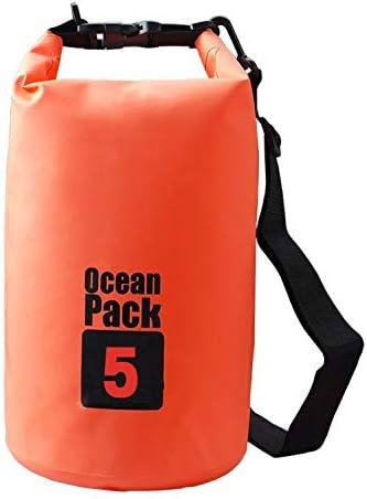 15L Waterproof Dry Bags Storage Sack Pack Canoe Kayaking Camping Hiking Fishing