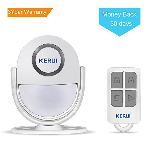 Wireless Home Security Alarm Kerui All In One Pir Motion