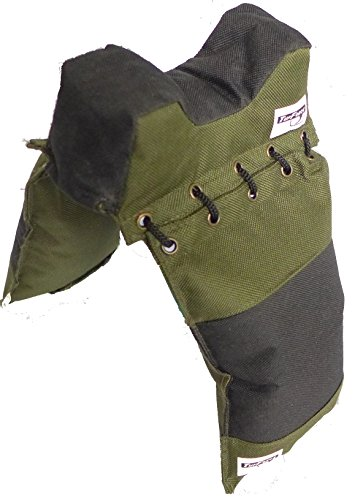 TufForce Window Shooting Rest Bag Set combined/Blind Bag Use on tree Branch or Window, Item No. TL-3SB Fence Shooting Bag
