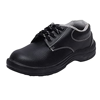 960ef2a5800 TFW Men Polo Steel Toe Leather Safety Shoes  Amazon.in  Amazon.in