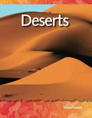 Deserts: Biomes and Ecosystems (Science Readers)