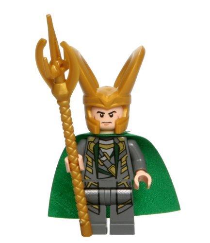 LEGO-6868-6869-Marvel-Avengers-Super-Heroes-Loki-Minifig-Minifigure