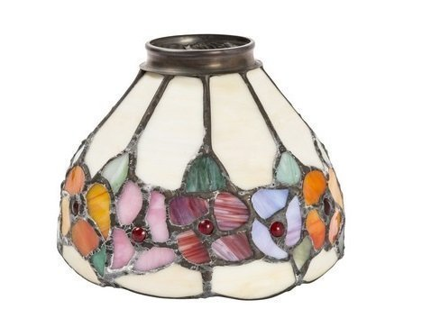 pantalla de vidrio de repuesto Tiffany para lámparas y ...