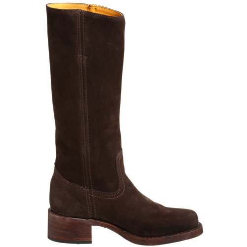 Campus Frye Cowboy Boots Women's Brown Dark vqOqx5gSw