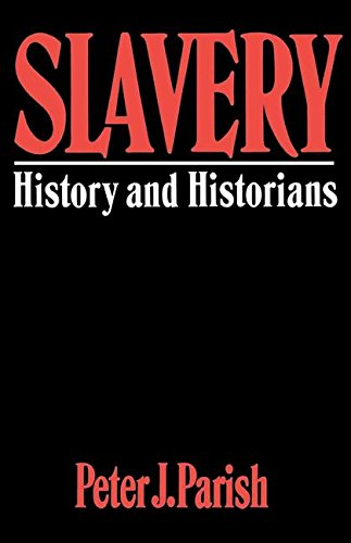 Search : Slavery: History And Historians
