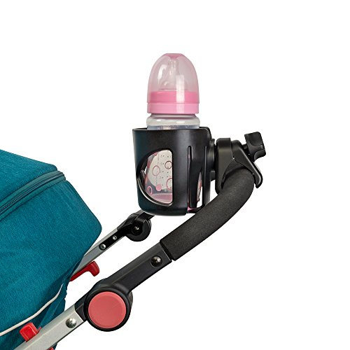 Stroller Cup Holder by JOYREN - Attachable Baby Drink Holder for Strollers/Pushchairs/Wheelchairs by Joyren