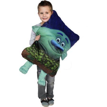 DreamWorks Trolls Branch 3D Pillow Buddy (Size: 18'' x 36'')