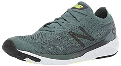 New Balance 890 Men's 890v7 Running Shoes for Men's, Green, 7 US (Standard)
