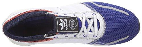 Men's Croyal Ftwwht Angeles Los Blanco Zapatillas adidas Ftwwht blancas bajas qnOxE1