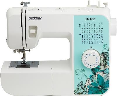 Brother International SM3701 Sewing Machines, Multicolor