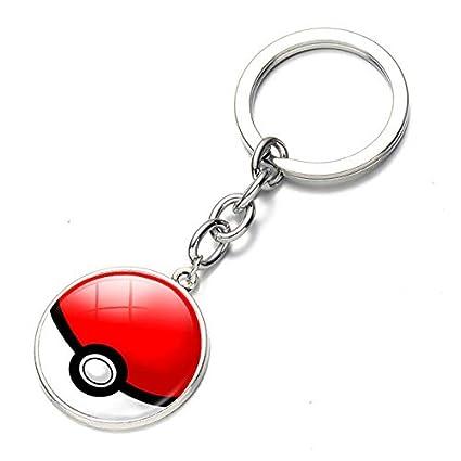 Llavero Charmander Pokemon Pokeball Llaveros Juego De Moda ...