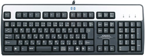 Hp Usb Standard Keyboard - HP USB (Engish and Japanese Letters) Standard Keyboard [DT528A#ABJ]