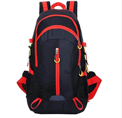 Yy.f Ligera Mochila Montañismo Senderismo Viajes Camping Playas Deportes. Disfrutar De Su Calidad De Diversión Al Aire Libre Y Fácil Red