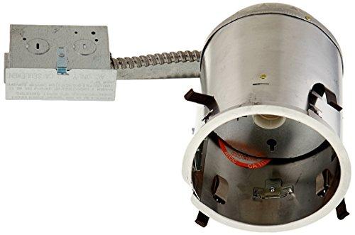 "Price comparison product image Halo H5RICAT, 5"" Housing IC Air-Tite Remodel 120V Line Voltage"