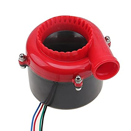 Amazon.com: Possbay Car Fake Dump Electronic Turbo Blow Off Hooter Valve Analog Sound BOV: Automotive