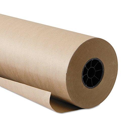 Boardwalk K2460530 Kraft Paper, 24 in x 530 ft, Brown