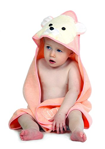 Hooded Baby Towel - 100% Cotton
