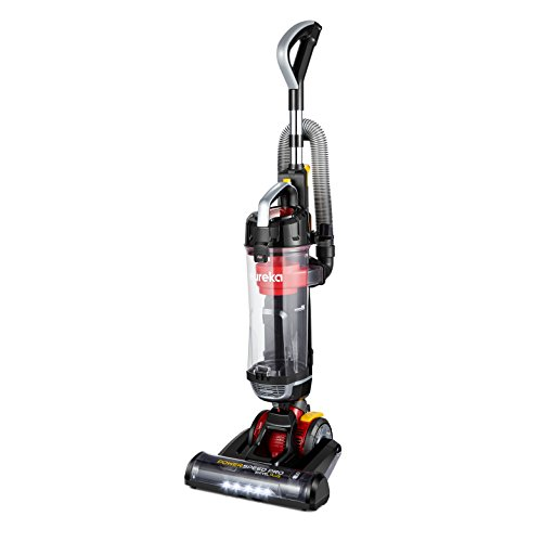 Eureka NEU195 Powerspeed Pro Swivel Plus Turbo Spotlight Vacuum Cleaner, Chili Pepper Red by Eureka
