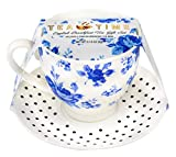 Thoughtfully Gifts, Tea Time Gift Set, Includes
