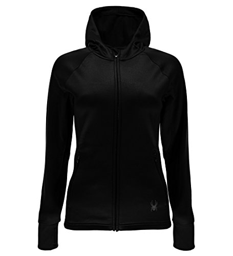 Spyder Women's Hayer Top, Black, ()
