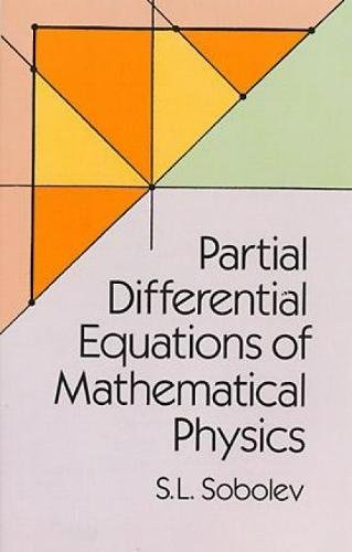 equations of mathematical physics  Partial Differential Equations of Mathematical Physics (Dover Books ...