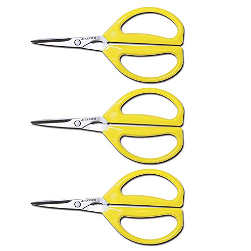 Joyce Chen Unlimited Scissors - (Yellow, 3 Count) by Joyce Chen (Image #3)