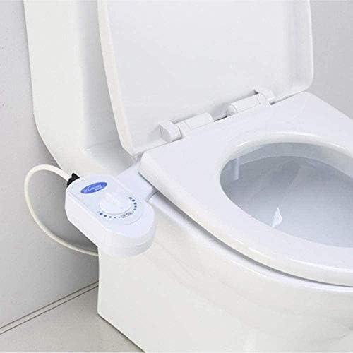 FANPING 調節可能な水の便座ビデスプレービデアタッチメント新鮮な水がスプレー非電気機械シャワーノズル洗浄ガン、T3 8、カラー:T1 2 (Color : T3 8)