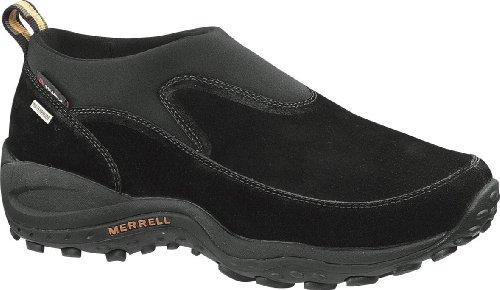 Merrell Quantum Moc Waterproof Schwarz
