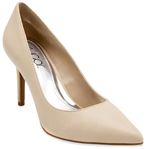 Dress Taupe Women's Shoe Sugar Toe Pump Sandal Heel Fiona Pointed Stiletto q1wwxBg0T