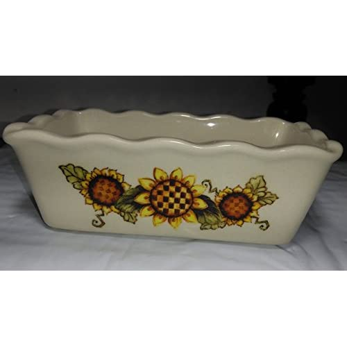Baking Pan - Mini Pies - Ceramic Stoneware (5 PC) Easy and Fun to Bake Personal Sized Sweet or Savory Pot Pies Loafs and Cakes - Pie Dish - Pot Pie Pans - Mini Stoneware