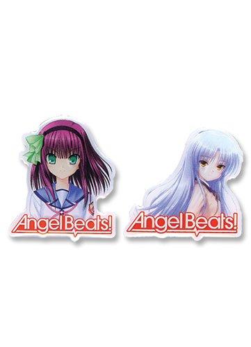 Angel Beats Yuri & Angel Metal Pinset ()
