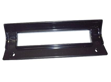 Tirador puerta maneta frigorifico combi BALAY NEGRO Codigo original 094459