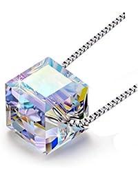 S925 Sterling Silver Pendant Necklace Bracelet Jewelry...