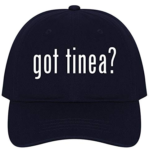 The Town Butler got Tinea? - A Nice Comfortable Adjustable Dad Hat Cap, Navy