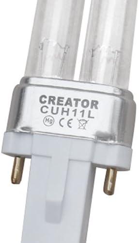 Golden Tulip®]11 Watt UVC Leuchtmittel Lampe Ersatzröhre Ersatzlampe UVC Gerät 213411