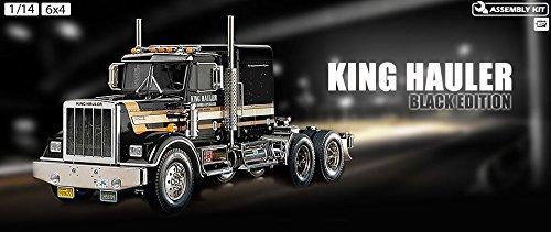 Tamiya 56336 RC King Hauler Black Edition