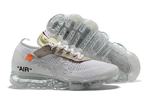 Vapormax Hommes 2018 EU de Sport Femmes37 et 5 Blanc pour Chaussures rWrcBTg
