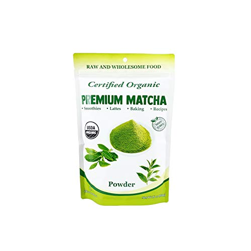 Ch%C3%A9rie Sweet Heart Matcha Powder product image