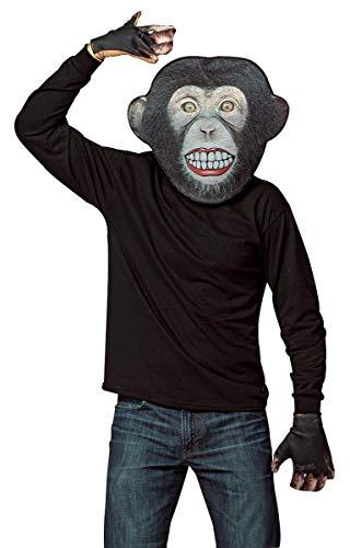 Rasta Imposta Monkey Costume Kit ()