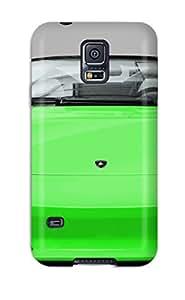 High Impact Dirt/shock Proof Case Cover For Galaxy S5 (lamborghini Murcielago Lp640 Roadster Versace 2009)