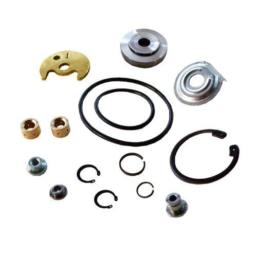 - Turbo Rebuild Kit for Subaru WRX Bonded Mitsubishi TD04L 49337 Turbocharger Super Back