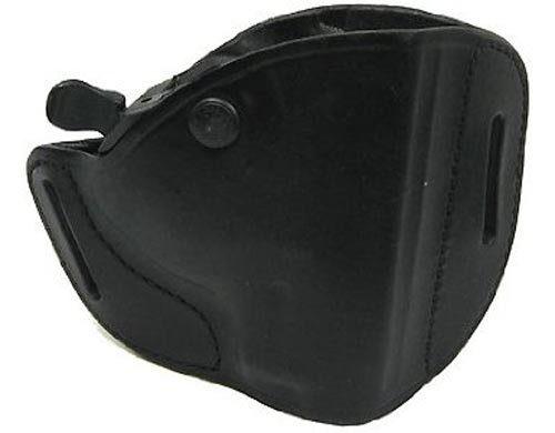 Bianchi 82 Carrylok Hip Holster - Size: 14C Kimber Ultra Carry II (Black, Right Hand)