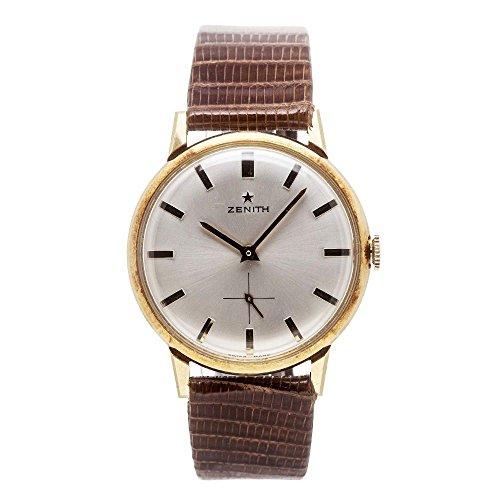 Zenith Vintage Automatic-self-Wind Male Watch (Certified Pre-Owned)