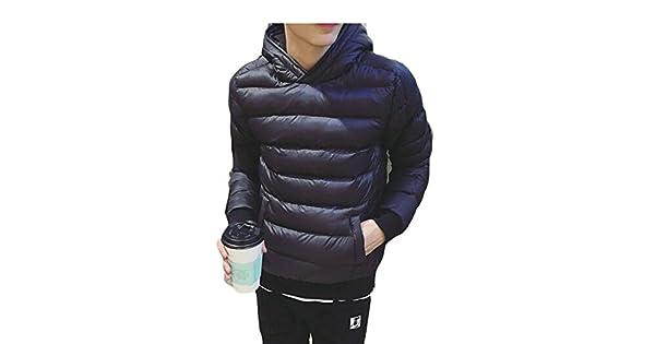 Amazon.com: ontbyb para hombre de invierno chamarra con ...