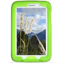 Bobj Rugged Case for Samsung Galaxy Note 8 Tablet, Model GT-N5100, GT-N5110, GT-N5120 - BobjGear Protective Cover - Gotcha Green