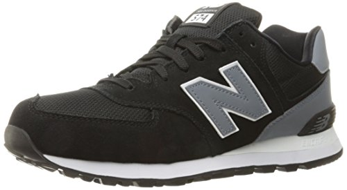 New Balance Ml574cna - Zapatillas Hombre Negro (Black/Grey)