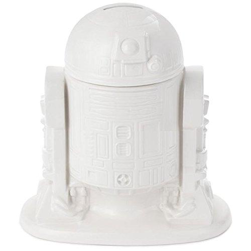 Hallmark Star Wars  R2 D2  Ceramic Coin Bank With Sound